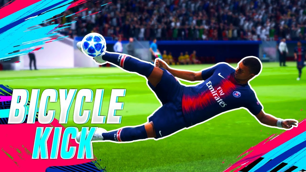 Image result for fifa 19 bicycle kick