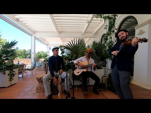Gypsy Jazz Trio at Four Seasons - Surfside