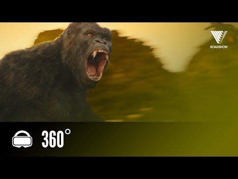 The Ultimate Kong 360 Experience | KONG SKULL ISLAND