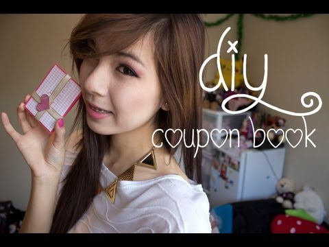 14 Days of Valentine (Day 1): Coupon Book