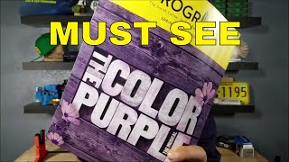 THEATER REVIEW THE COLOR PURPLE A MUST SEE