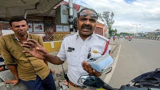 Banglore police surprised me - Road to Ooty