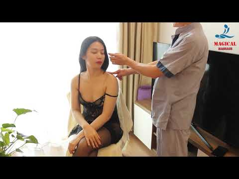 Oriental Medicine Therapy- ASRM Full Body Massage Therapy and Muscle Stress Relief, Stress #9