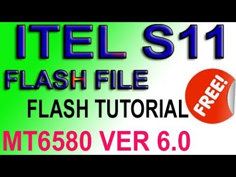 Itel S11 Flash File & Flash File Tutorial 100% Working By Tips Bangla