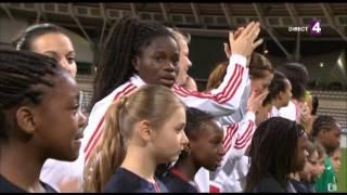 D1 Feminine.  PSG -  Lyon (05/02/2016)