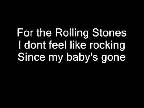 Don't rock the jukebox by Alan Jackson