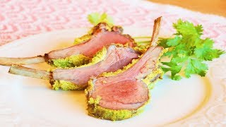 超多汁烤羊排的做法【美食天堂 CiCi