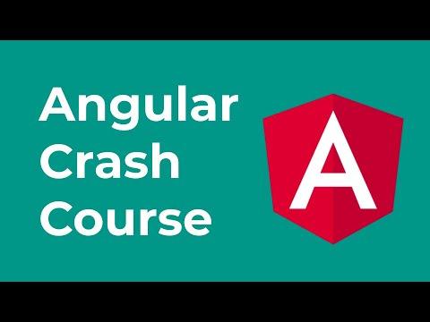 Angular Crash Course thumbnail