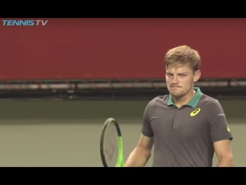 Goffin, Sugita reach quarter-finals; Raonic retires after one game | Tokyo 2017 Highlights Day 4