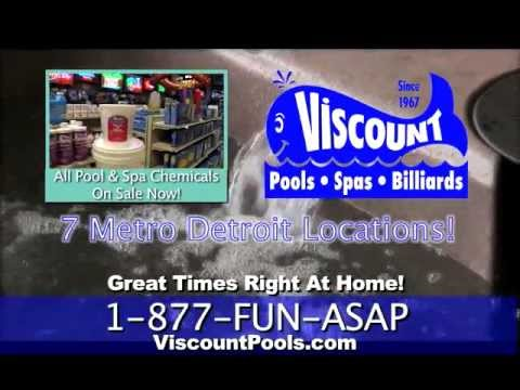 Viscount Pools And Spas Commercial