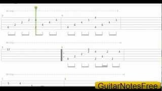 Always Gonna Love You - Sungha Jung Guitar Tab HD