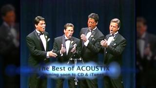 """ACOUSTIX 25th Anniversary """"The Masquerade is Over"""" 1990"""