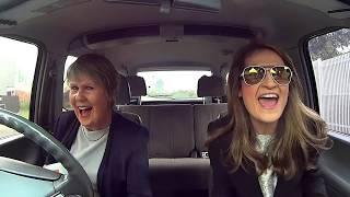 The Party Room carpool karaoke - George Michael