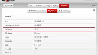 Firmware Downgrade Novatel MiFi 4620L Verizon wich Qualcomm Tool