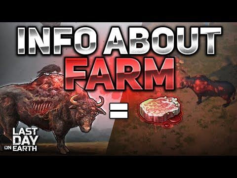 WHAT YOU SHOULD KNOW ABOUT THE FARM UPDATE! - Last Day on Earth: Survival