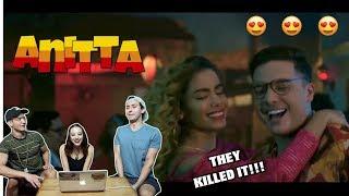 Baixar Wesley Safadão e Anitta - Romance Com Safadeza (REACTION)