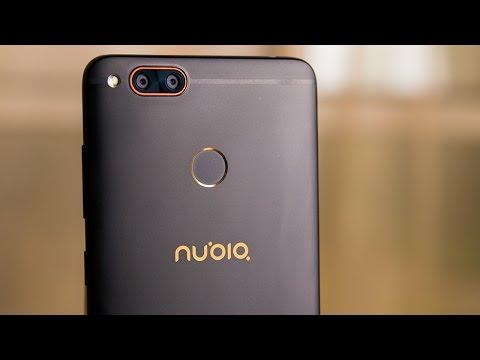 ZTE Nubia Z17 Mini: первое мнение и Сравнение камер с Huawei P10 Plus