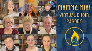 Mamma Mia Virtual Choir Parody - Celebrating Purim