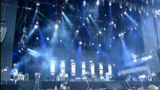 Editors - No Sound But The Wind (Rock Werchter 2010)