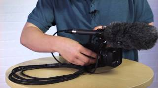 How to Use the JVC HM150 Camcorder