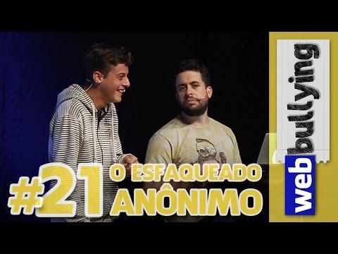 WEBBULLYING NA TV #21 - O ESFAQUEADO (Programa Pânico)