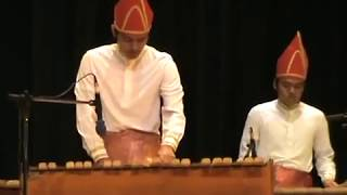 Kolintang Instrumental Music of Indonesia