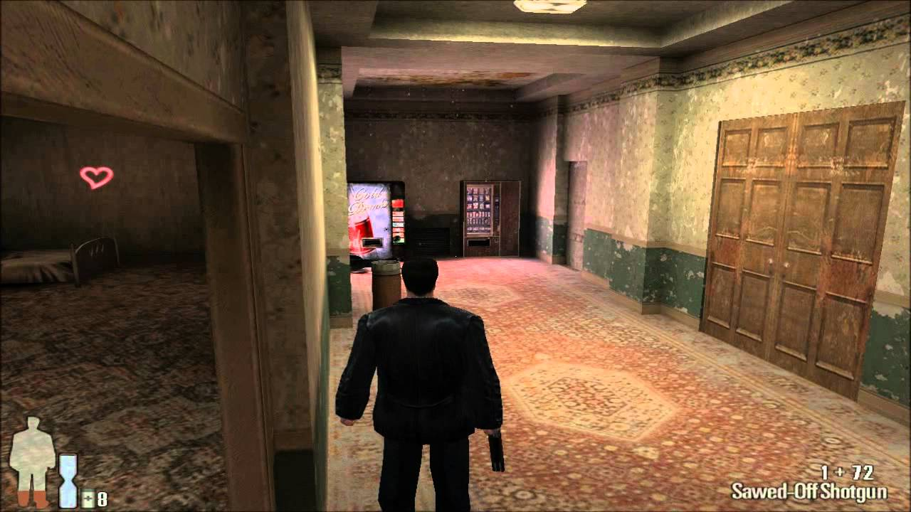 Max Payne 1 PC Games Gameplay