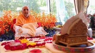 Guruhari Darshan 9 Apr 2016, Sarangpur, India