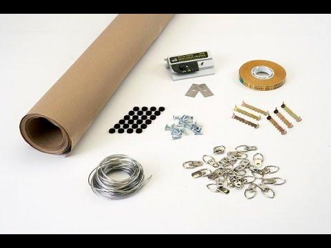 LOGAN F502 Frame Backing Kit