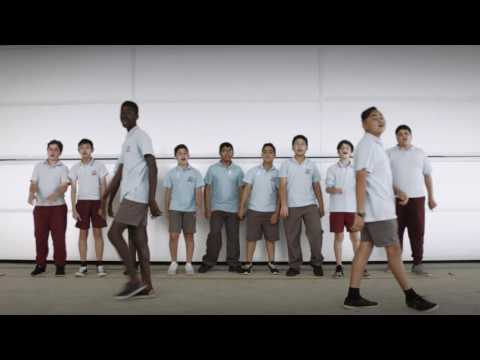 I Choose Not To Be Violent - Bankstown West Public (RESPECT Project) 2016