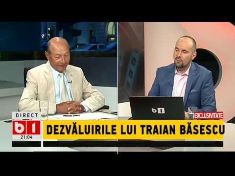 Traian Băsescu: Garantez că nota Rise Project despre Dragnea este reală