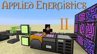 Terminals, Busse, Kabel & co... - Tutorialreihe Applied Energistics 2 #2 | Minecraft [DEUTSCH]