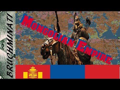 World Conqueror 3 (Empires Mod) | Mongolia World Domination FULL EPISODE