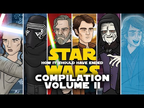 STAR WARS HISHE Compilation Volume Two
