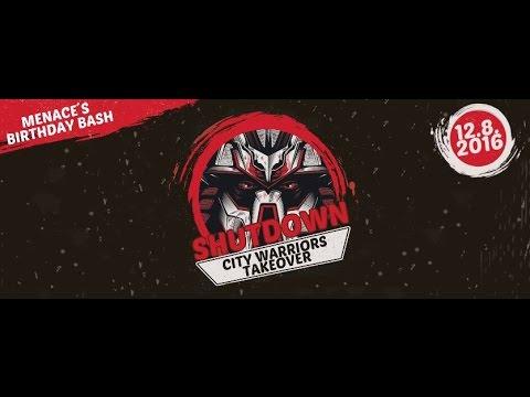 CWV FLEX 360 Party Video - City Warriors Vienna MADMENACE, NAKAMA GOLD, Bombaman MC , KOM.BAD