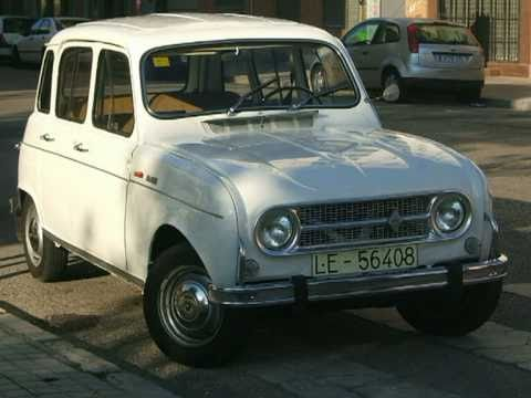 renault 4l super amigos del doscaballismo concentracion de clasicos el cuervo youtube. Black Bedroom Furniture Sets. Home Design Ideas