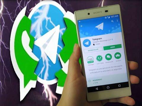 Telegram mejor que Whatsapp   13 trucos de Telegram