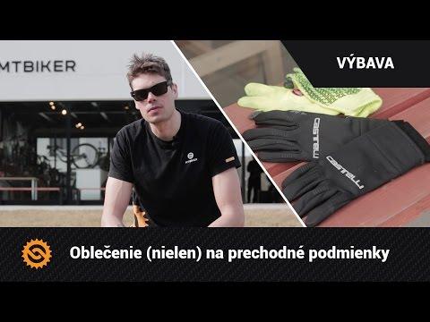 Oblečenie (nielen) Na Prechodné Podmienky   VÝBAVA - MTBIKER.SK