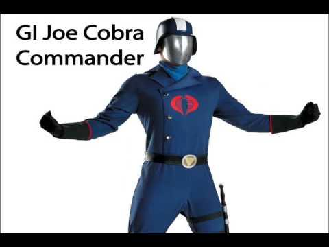 Costume Ideas: GI Joe Rise Of Cobra