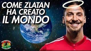 Download Video Come Zlatan ha creato il MONDO| #doppiaggicoatti MP3 3GP MP4
