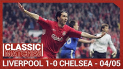 European Classic: Liverpool 1-0 Chelsea | Garcia goal sees Reds off to Istanbul