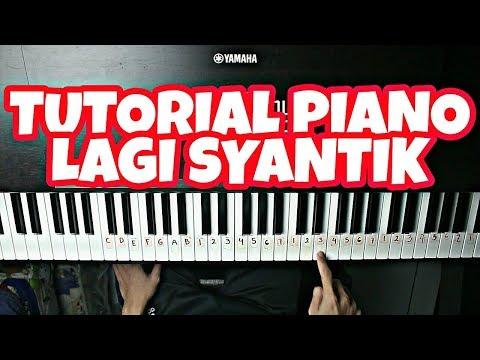 GAMPANG! Tutorial Piano Lagi Syantik - Siti Badriah By Adi