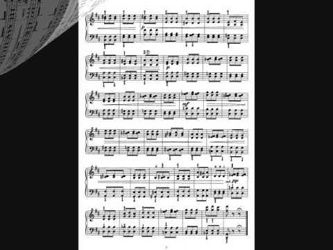 Чайковский П И  Детский альбом № 3 Игра в лошадки -  исп. Я. Флиэр