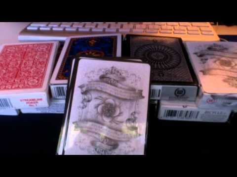 My card collection