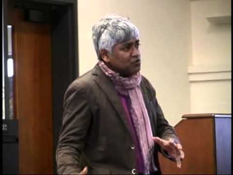 URI Guest Lecture by Dr. Unni Karunakara