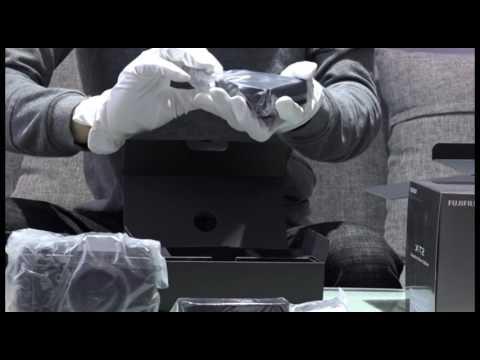Mở hộp  Fujifilm X-T2 Graphite Silver Edition