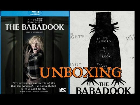 Unboxing The Babadook Blu-Ray En Español