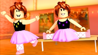 Roblox - BAILARINAS DANÇANDO (The Royal Ballet Academy)