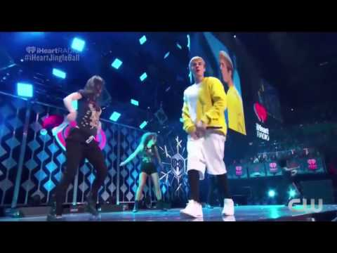 Justin Bieber - Sorry (Live at Z100's Jingle Ball 2016) iHeartRADIO