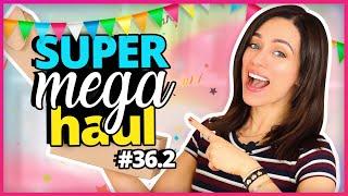 ROPA RARA, MAQUILLAJE ROTO Y ME ROBO LOS ARREGLOS DE LA FIESTA? SUPER MEGA HAUL #36.2